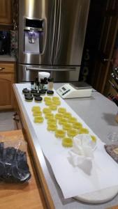 making herbal bapor balm (2)
